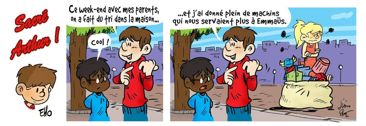 Stop à l'exclusion !