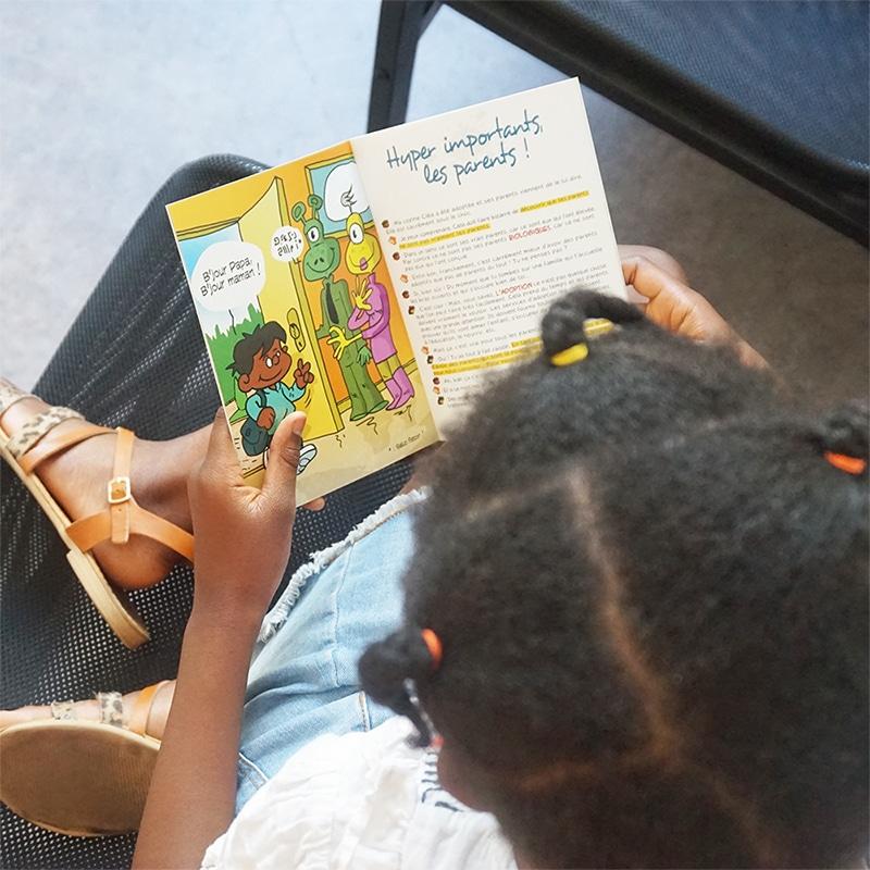 Et si on s'parlait des droits de l'enfant ?