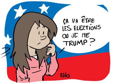Bientôt les élections présidentielles aux États-Unis