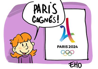 Paris accueillera bien les J.O en 2024!