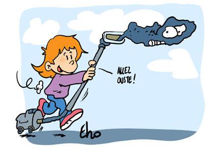 Un aspirateur contre la pollution de l'air aux Pays-Bas!