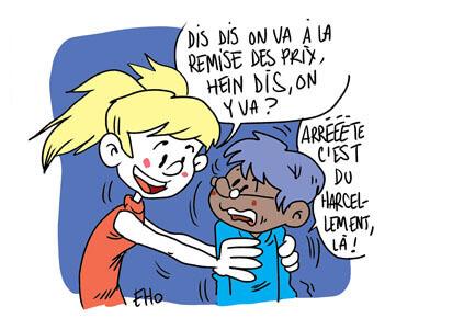 """Remise des prix """"Non au harcèlement 2017"""""""