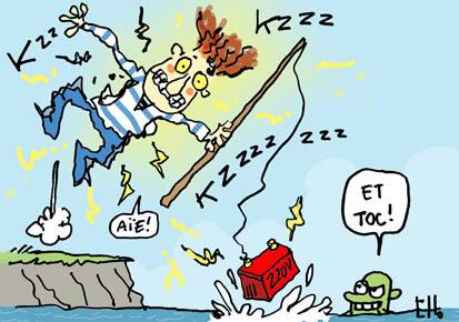 L'U.E dit non à la pêche électrique