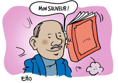 Un éboueur qui sauve des livres pour les donner aux plus pauvres