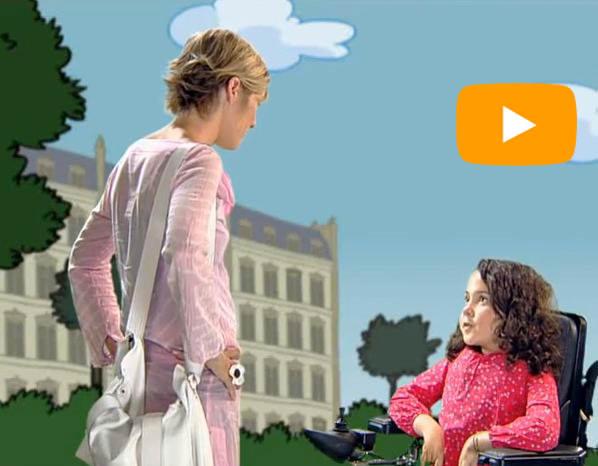 droits des enfants handicap s les petits citoyens. Black Bedroom Furniture Sets. Home Design Ideas