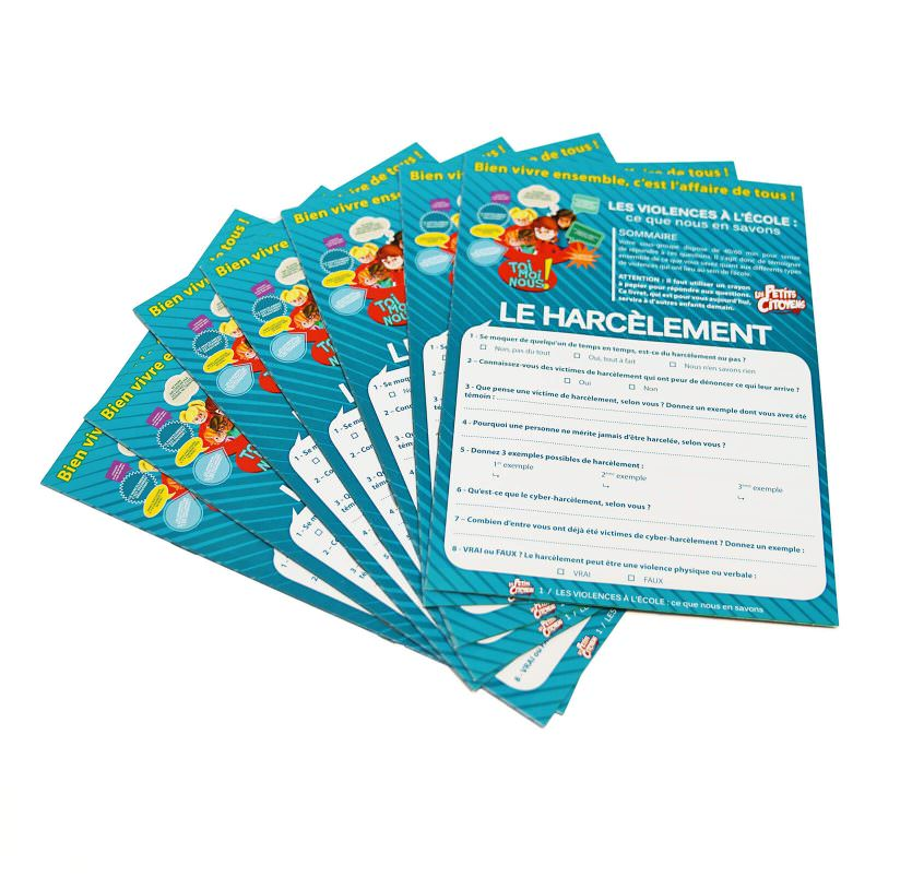 Découvrez le kit éducatif à destination des enfants de 7 à 11 ans