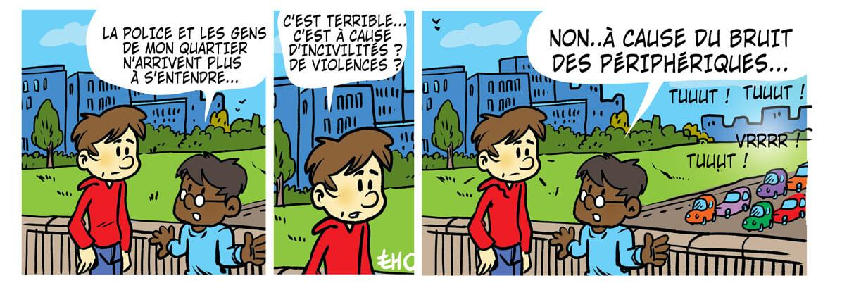 "Objectif ""bien vivre ensemble"""