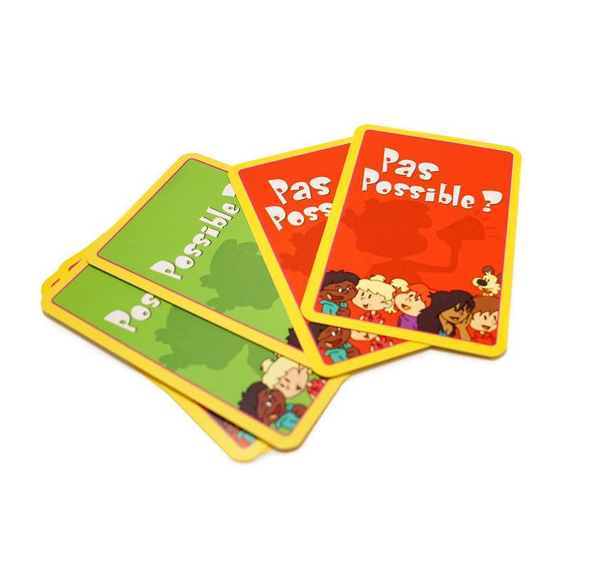 Un jeu de carte pour débattre en s'amusant