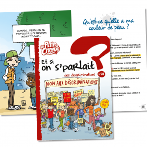 "Couverture de ""Et si on s'parlait des discriminations ? """