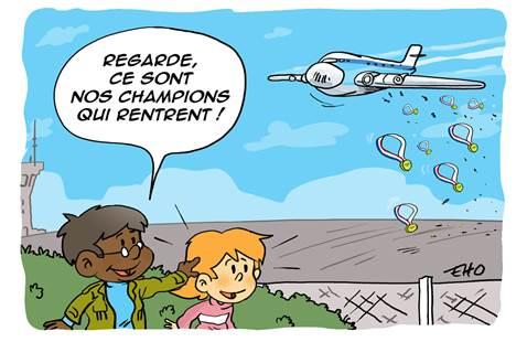 J.O de Rio : le plein de médailles pour les Bleus !