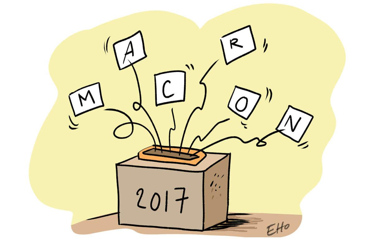 Résultats des élections présidentielles
