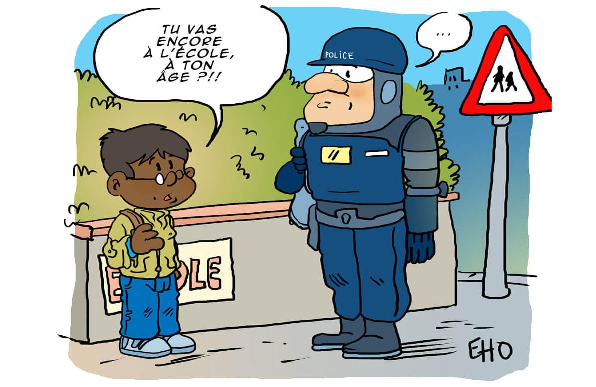 Une sécurité renforcée à l'école