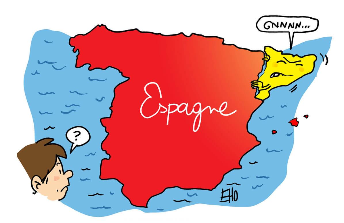 En Espagne, la Catalogne réclame son indépendance