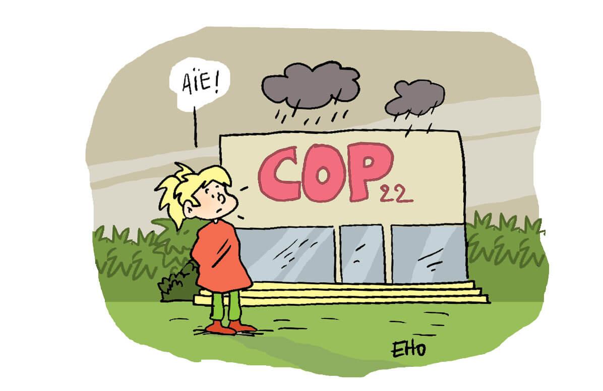 COP 22 : une nouvelle conférence sur le climat à Marrakech