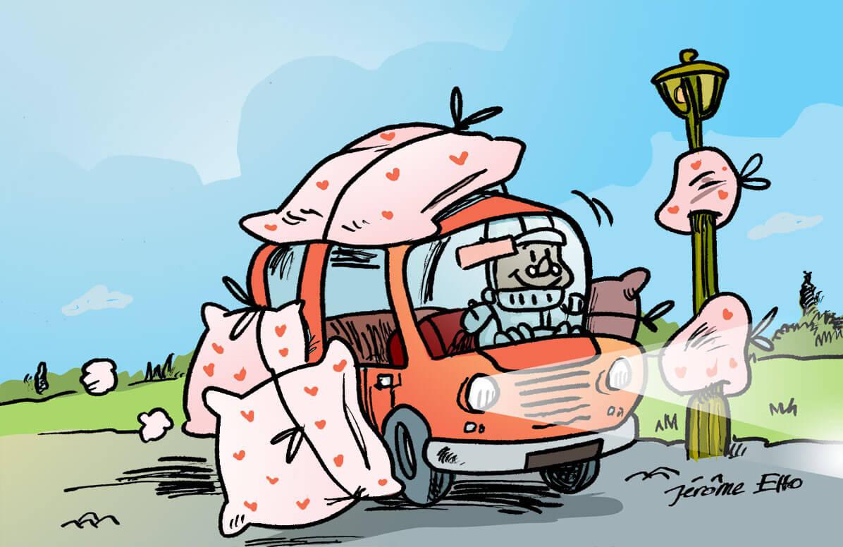 De nouvelles mesures pour renforcer la sécurité routière