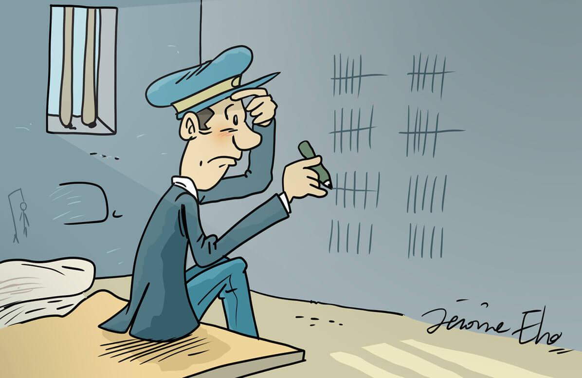 Grève des surveillants pénitentiaires