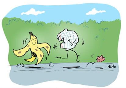 Le plogging : courir en ramassant des déchets
