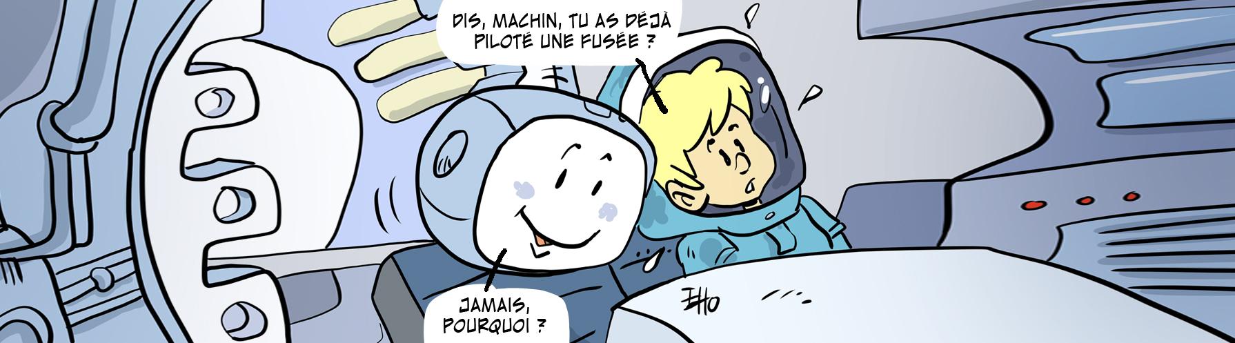 Cimon, le nouveau compagnon des astronautes de l'ISS