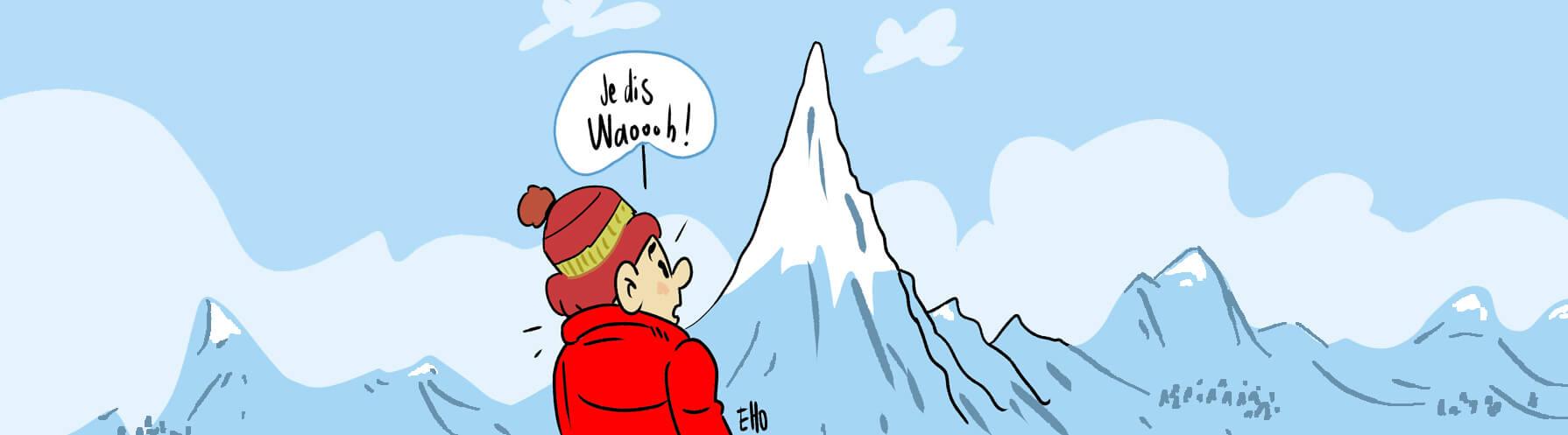 Scott Doolan, un paraplégique à la conquête du mont Everest
