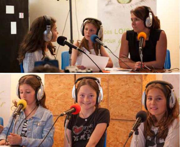 Lancement de la radio des petits citoyens