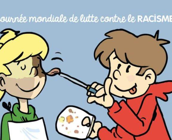 Journée mondiale contre le racisme