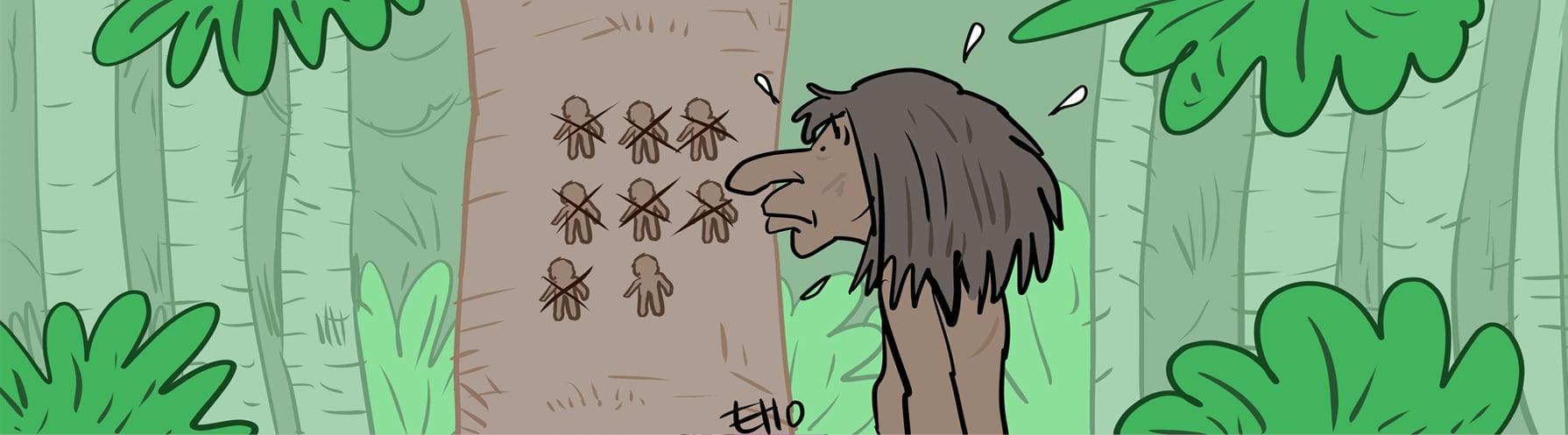 Dernier survivant d'une tribu d'Amazonie