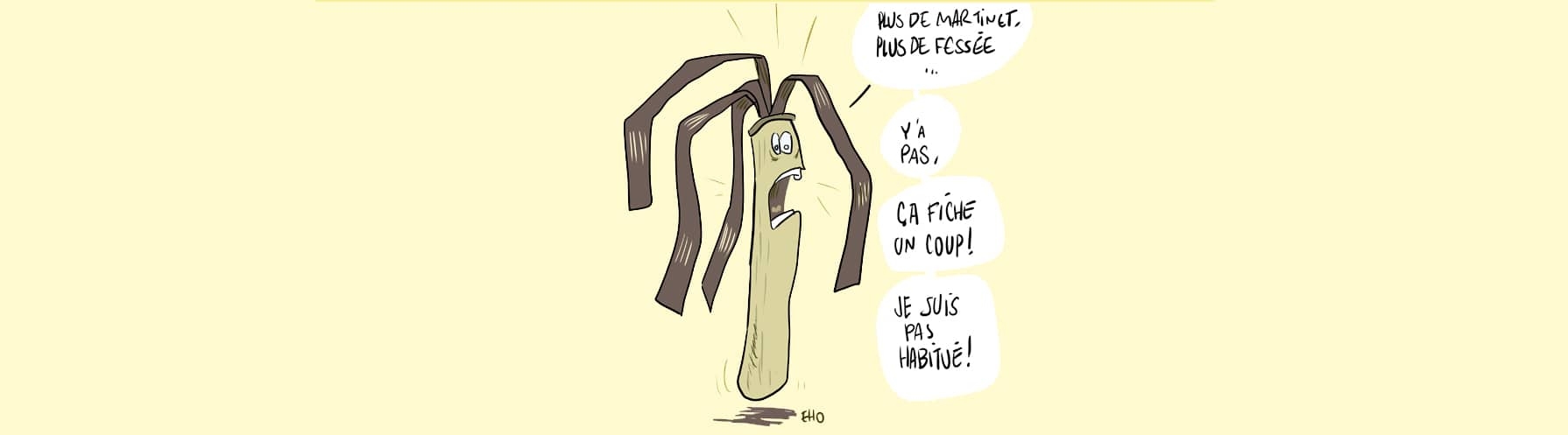 La fessée et les gifles officiellement interdites en France