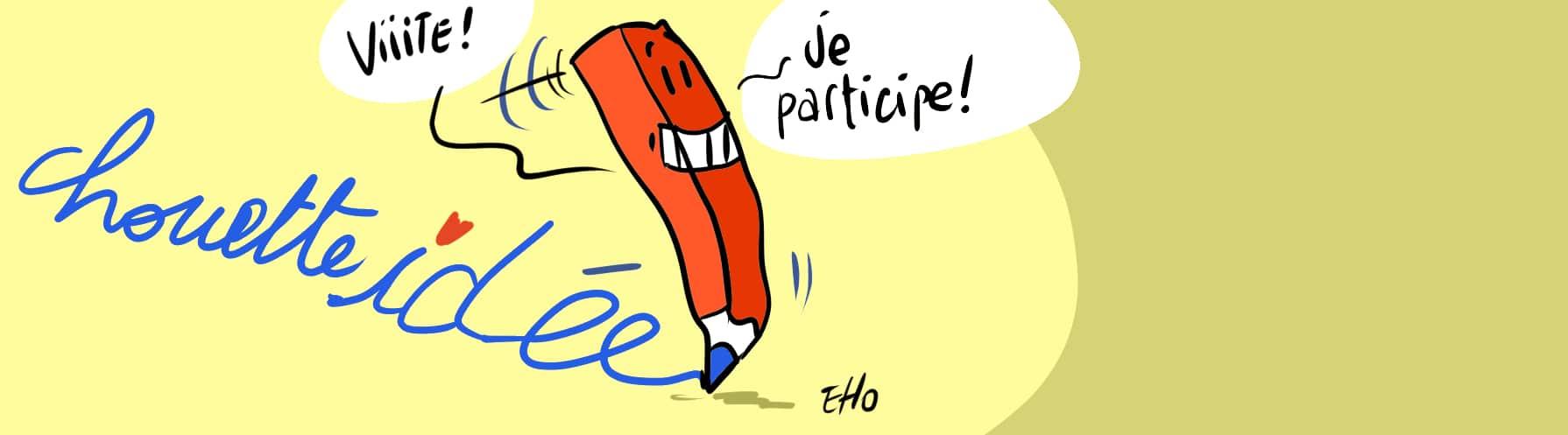 On dessine tous pour Léo Paul !