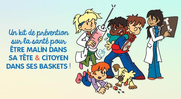 Présentation de la promotion pack prévention et santé