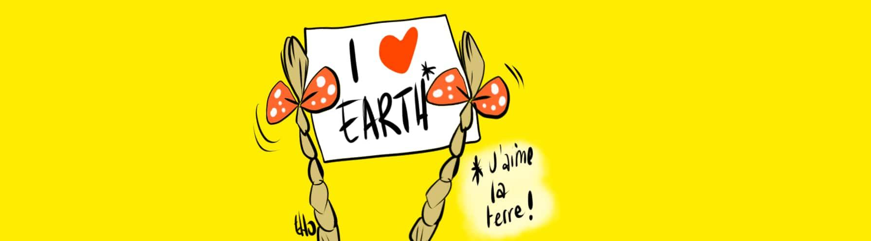 Greta Thunberg lance la révolution écologique, par les élèves de l'école Simon Bolivar A